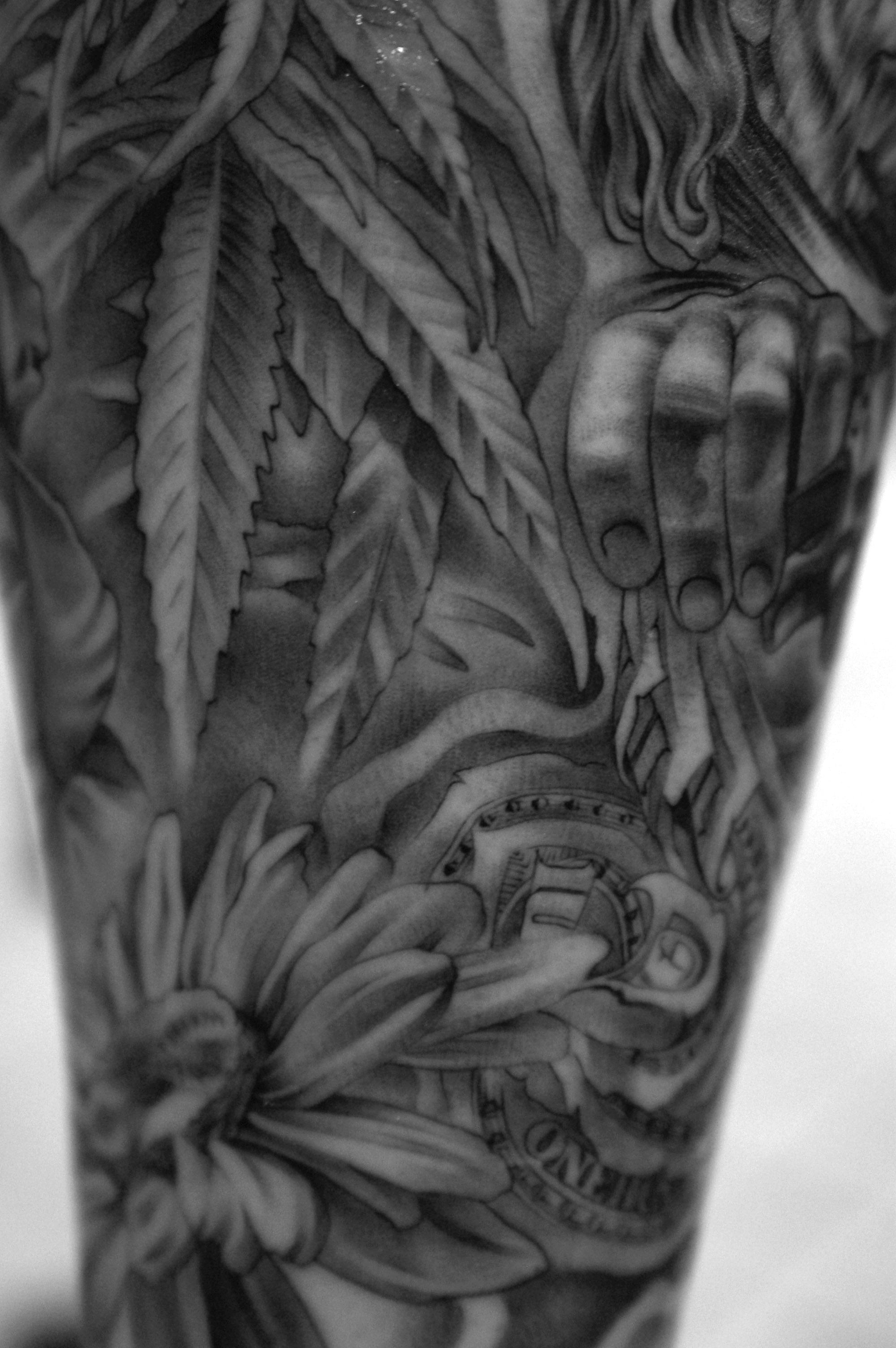 OG Abel Tattoo